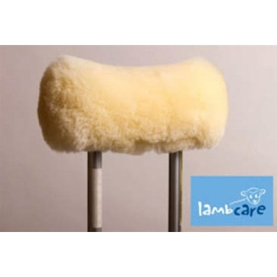 Sheepskin Pads for Axilla Crutches