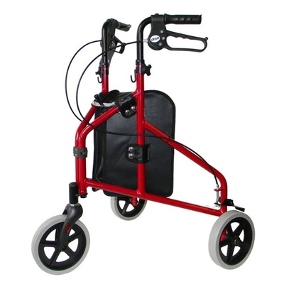 Max Mobility Ultralight 3-Wheel Rollator