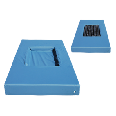 Lifecomfort Pressure Reducing Mattress with Roho Cutout