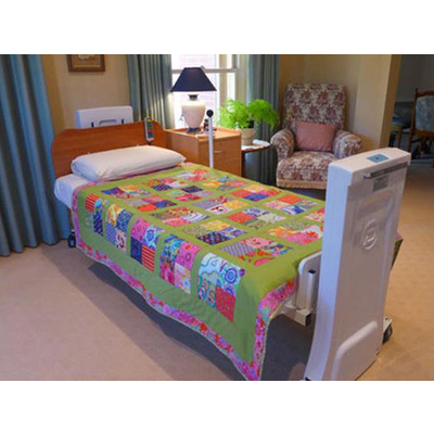 Deutscher Rose II Floorline Bed