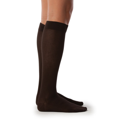 Sigvaris Cotton Calf Stockings Closed Toe Class 2